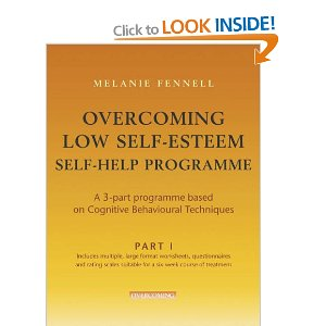 CBT Book : Overcoming low Self-Esteem
