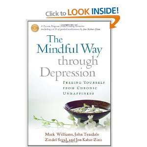 CBT Book : The Mindful Way Through Depression